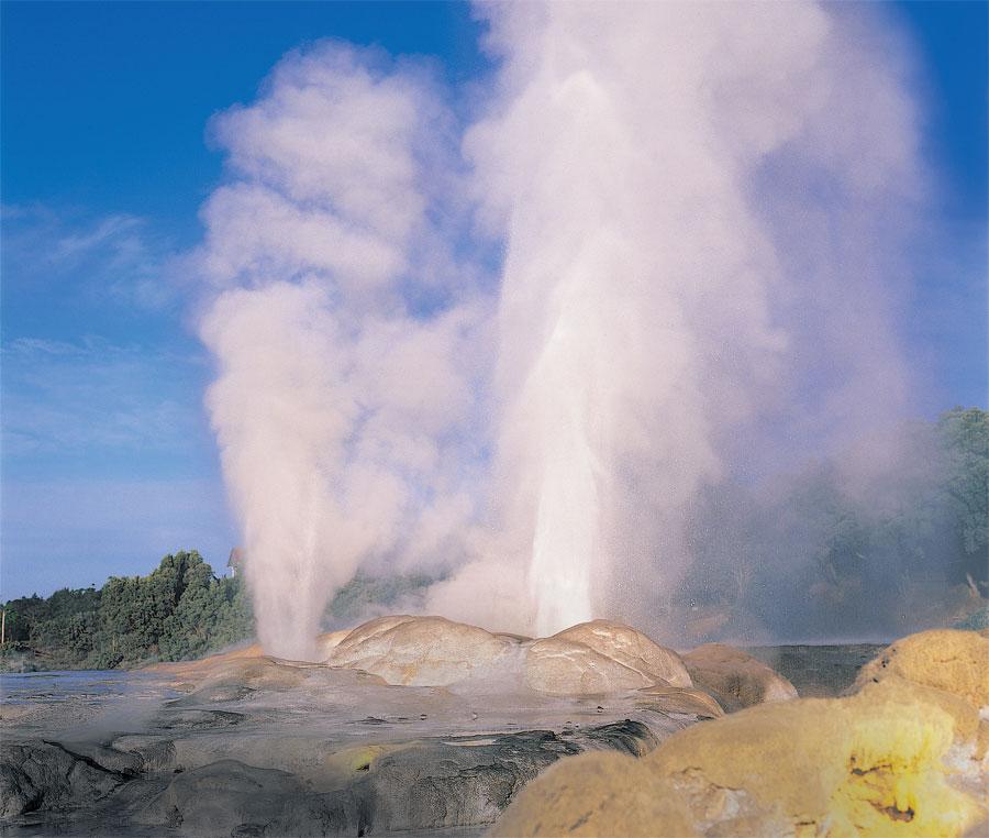 Pohutu-Geyser-Rotorua