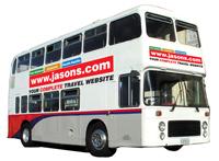 Auckland explorer bus tour