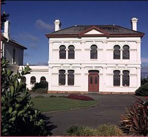 Oldest Public Hospital in Dee Street