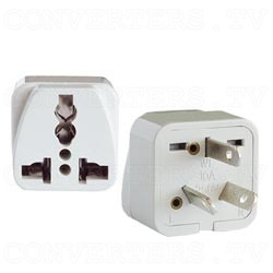 New Zealand travel power plug adapter
