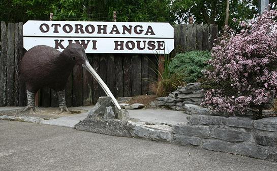 Kiwi House Otorohanga
