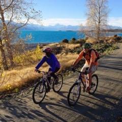 Alps 2 Ocean cycle trail Christchurch – Canterbury